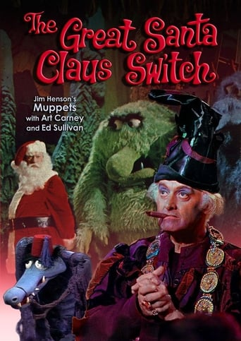 Poster of The Great Santa Claus Switch