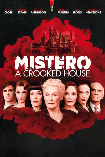 Poster of Mistero a Crooked House