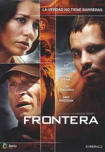 Poster of Frontera
