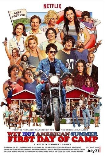 How old was Paul Rudd in Wet Hot American Summer: First Day of Camp