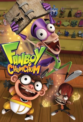 Poster of Fanboy and Chum Chum
