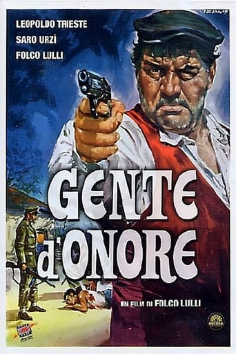 Poster of Gente d'onore