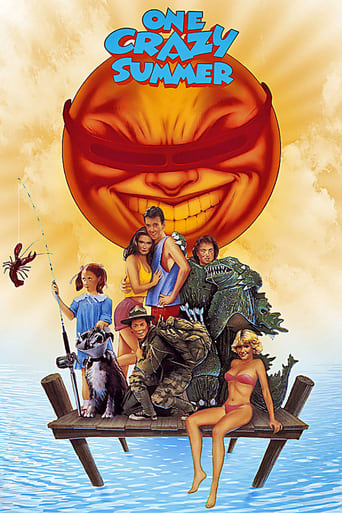 Poster of One Crazy Summer
