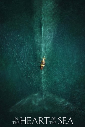 Poster of In the Heart of the Sea