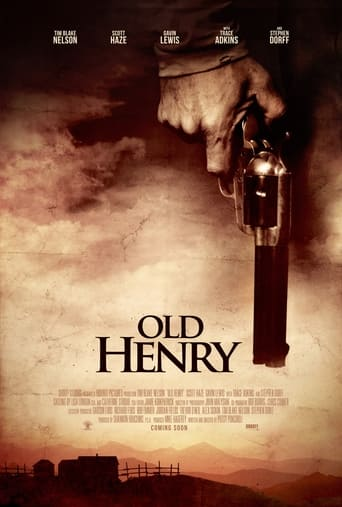 Poster of Old Henry