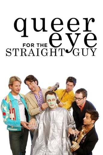 Poster of Queer Eye for the Straight Guy