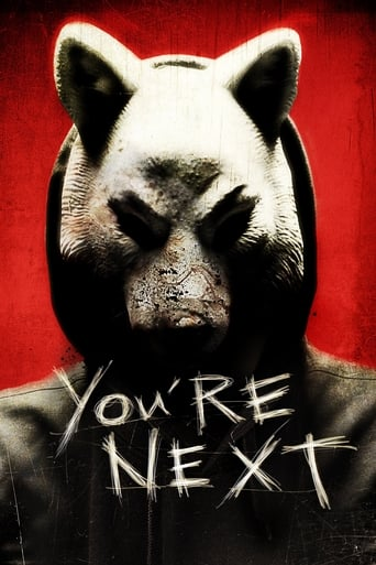 Poster of You're Next