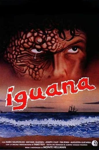 Poster of Iguana