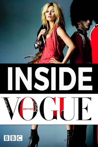 Absolutely Fashion: Inside British Vogue poster