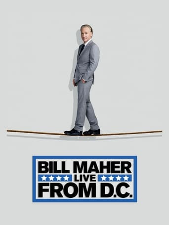 Poster of Bill Maher: Live from D.C.