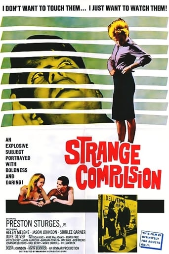 Poster of Strange Compulsion