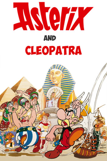 Poster of Asterix and Cleopatra