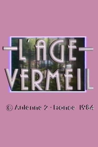 Poster of L'âge vermeil