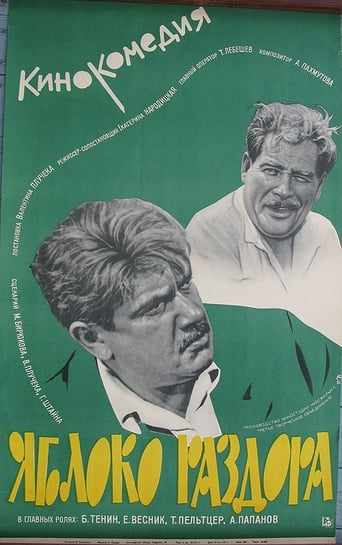 Poster of Yabloko razdora