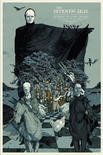 Poster of The Seventh Seal