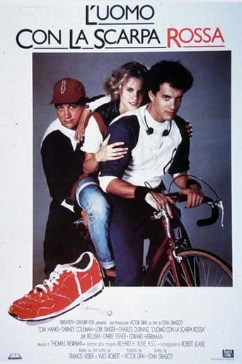 Poster of L'uomo con la scarpa rossa