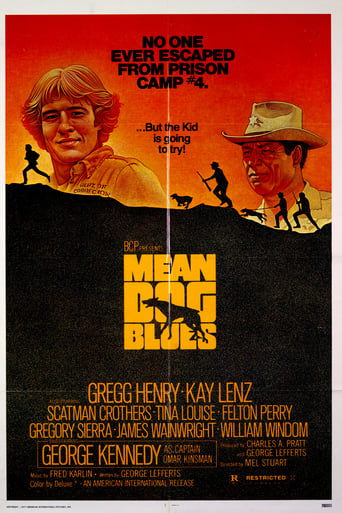 Poster of Mean Dog Blues