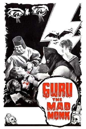 Poster of Guru, The Mad Monk