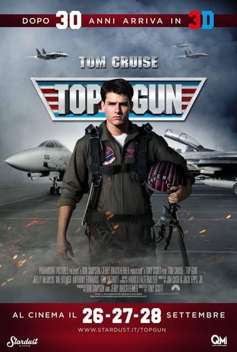 Poster of Top Gun 3D