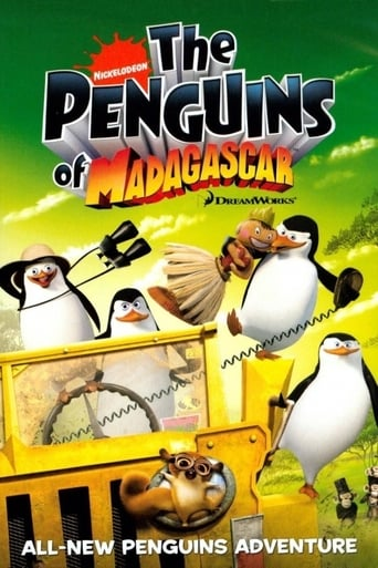 Poster of Penguins of Madagascar: Gone In A Flash