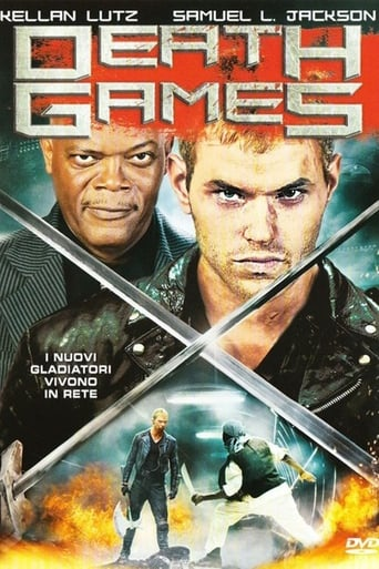 Poster of Death Games