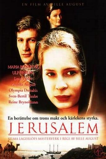 Poster of Jerusalem