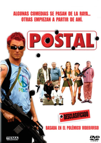 Poster of Postal