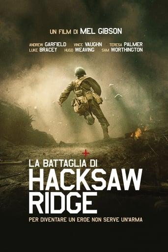 Poster of La battaglia di Hacksaw Ridge
