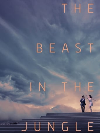 Poster of The Beast in the Jungle