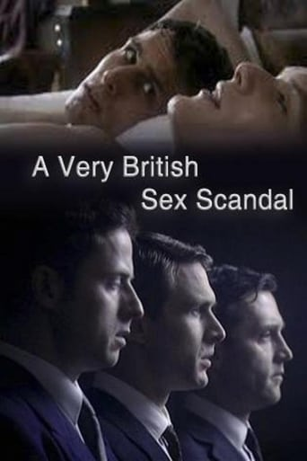 Poster of A Very British Sex Scandal