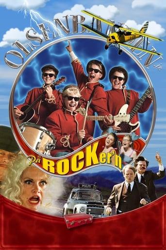 Poster of The Junior Olsen Gang Rocks It