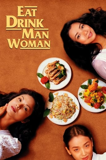 Poster of Eat Drink Man Woman