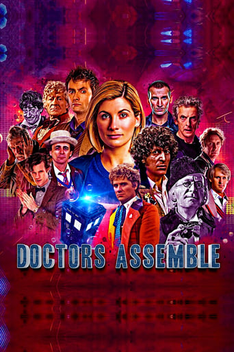 Poster of Doctors Assemble