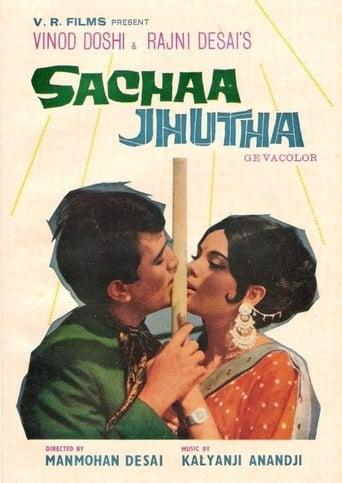 Poster of Sachaa Jhutha