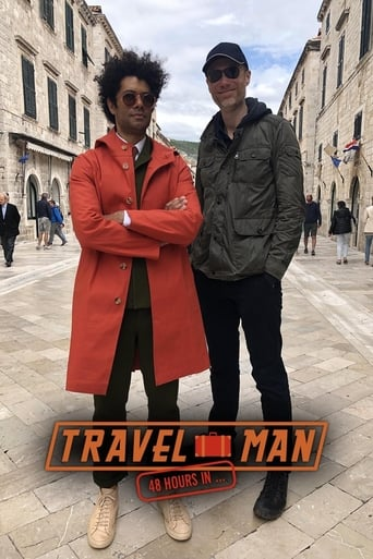 Poster of Travel Man: 48 Hours in...
