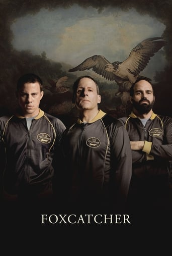 Poster of Foxcatcher