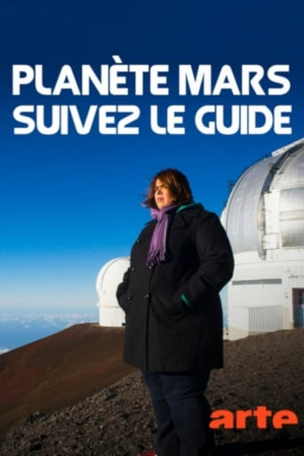 Poster of Mars: a Traveller's Guide