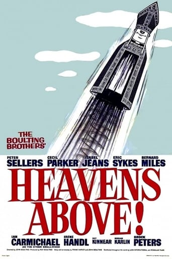 Poster of Heavens Above!