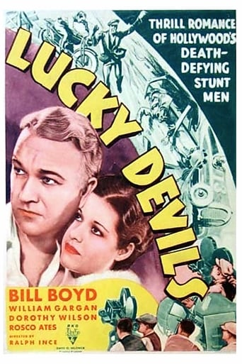 Poster of Lucky Devils
