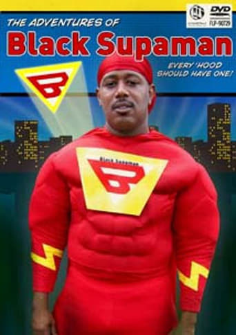 Poster of Black Supaman