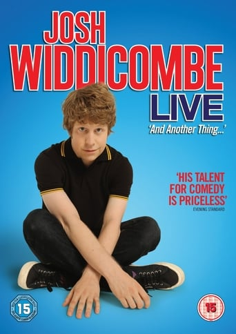 Poster of Josh Widdicombe Live: And Another Thing
