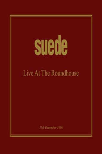 Poster of Suede - Live at the Roundhouse 1996
