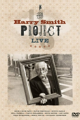Poster of The Harry Smith Project Live