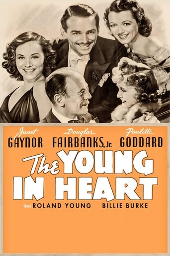 Poster of The Young in Heart
