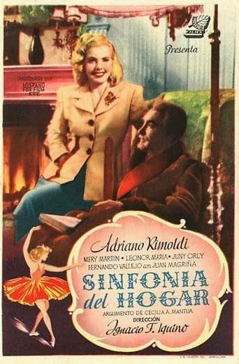 Poster of Sinfonía del hogar