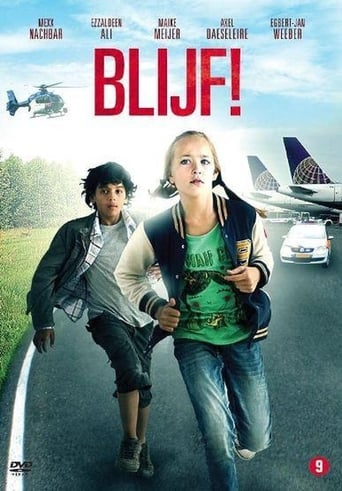 Poster of Blijf!
