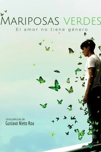 Poster of Green Butterflies
