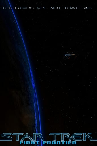 Poster of Star Trek: First Frontier