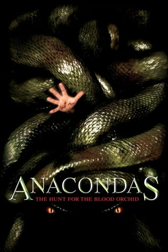 Poster of Anacondas: The Hunt for the Blood Orchid
