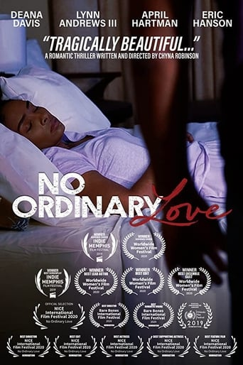 Poster of No Ordinary Love